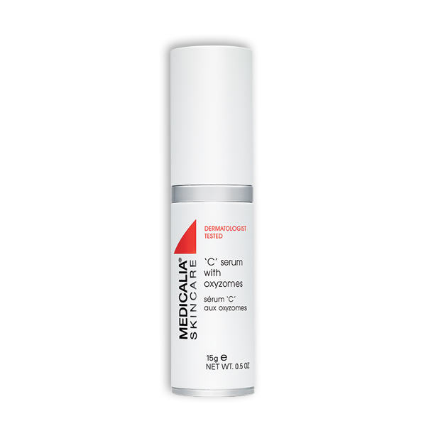 'C' Serum With Oxyzomes