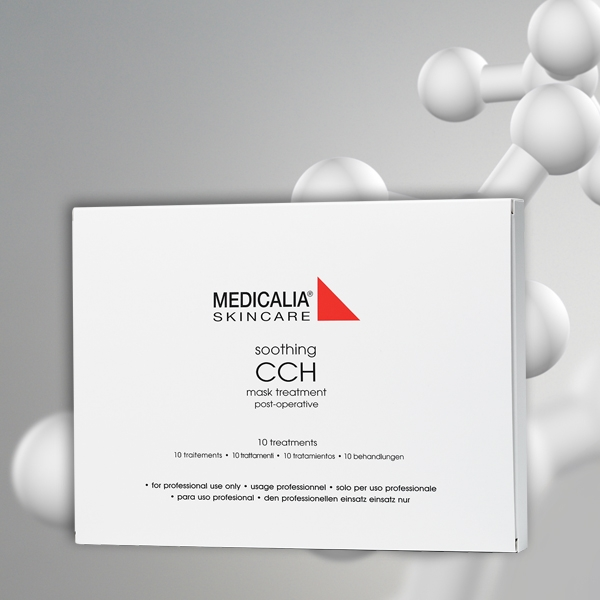 Soothing CCH Mask Treatment Post-Operative